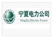 宁夏电力公司于山东腾达电线杆厂